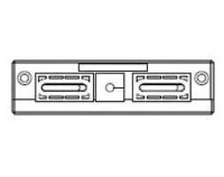 KEL-FL/I Flat Cable Entry Frame 10 pk (46140)